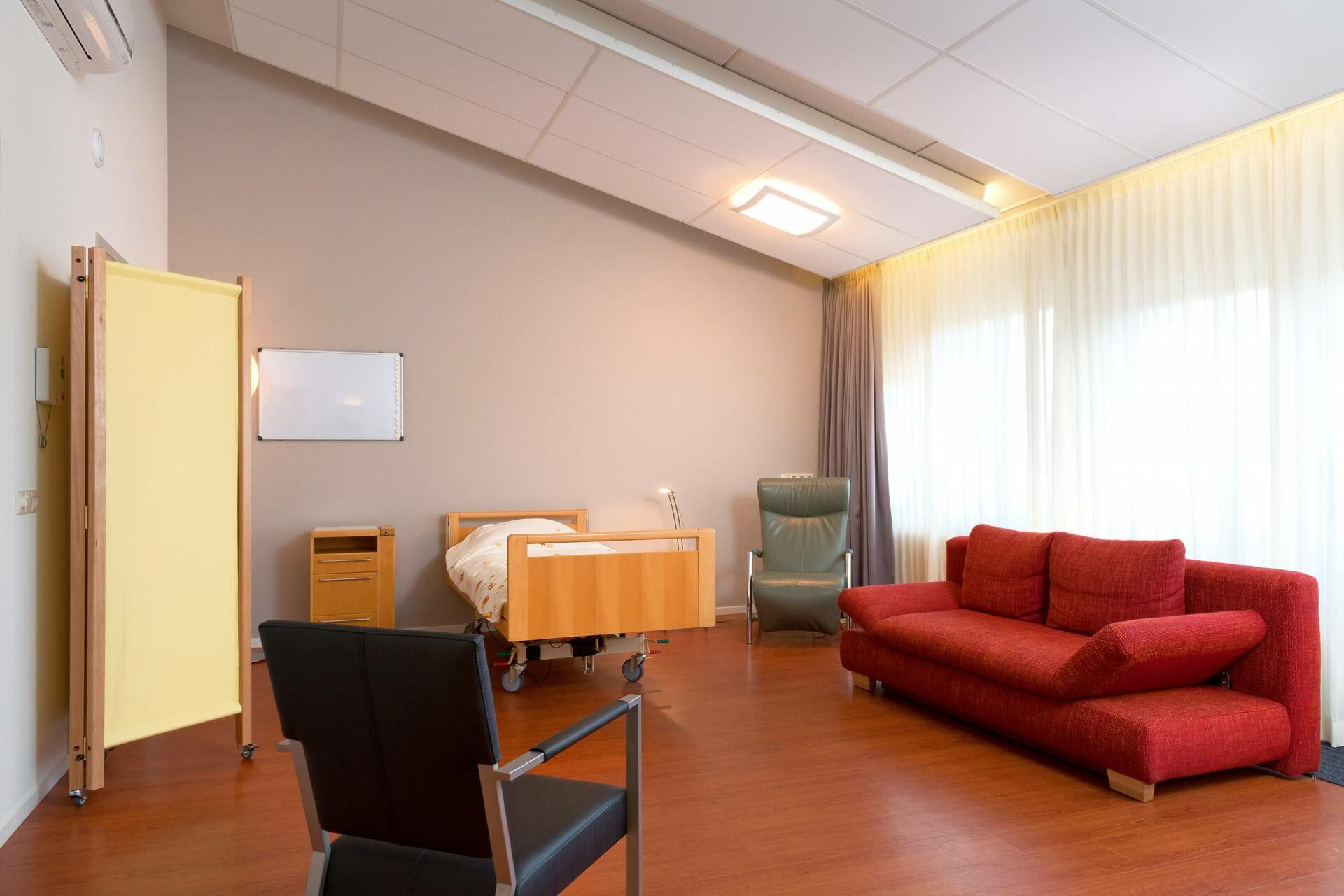gastenkamer hospice de lelie