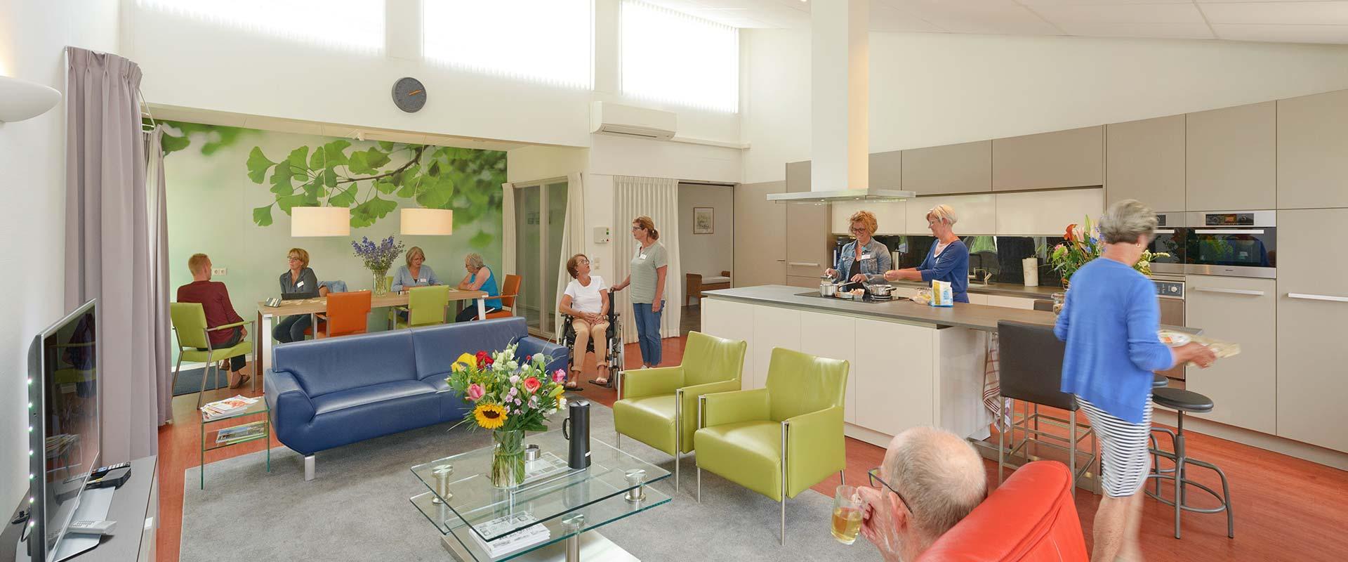 Huiskamer-hospicegroep